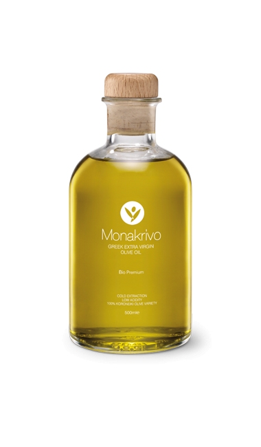 Monakrivo Bio Premium - Greek Extra Virgin Olive Oil
