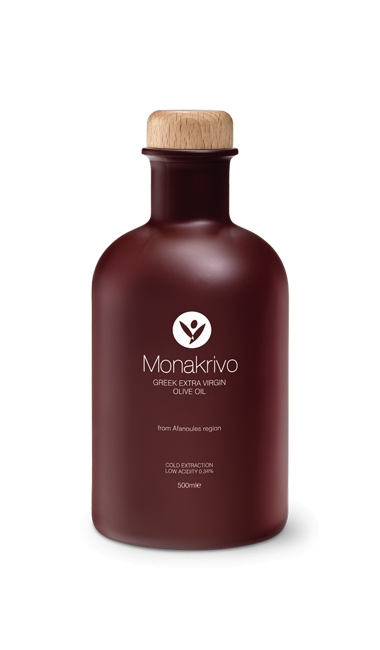 Monakrivo from Afanoules region - Greek Extra Virgin Olive Oil